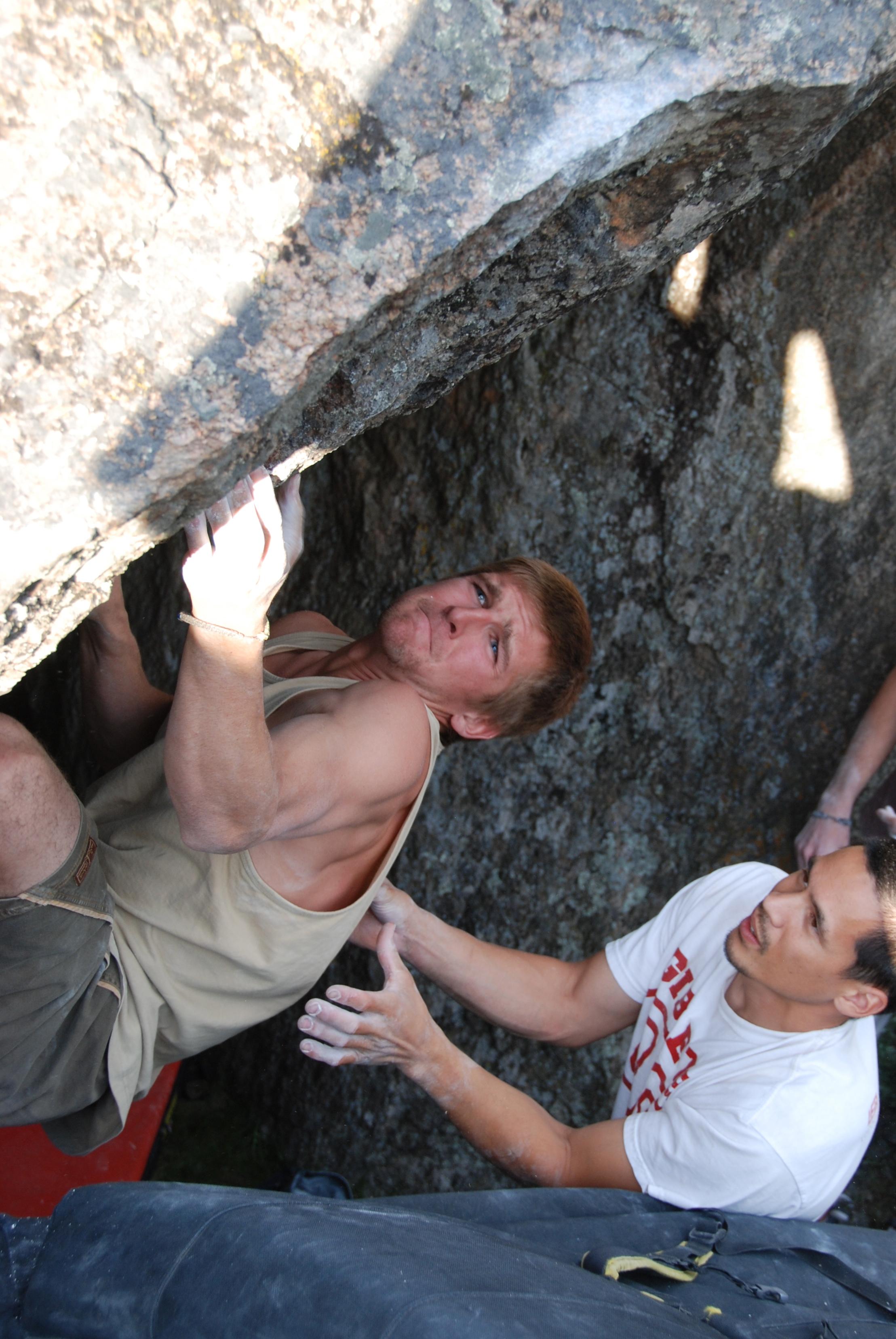 Yankee Jim Canyon | Bouldering Montana