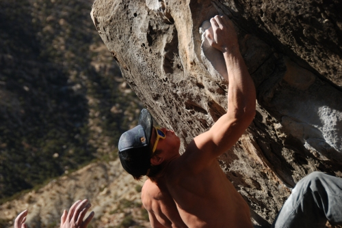 Jarred - Planet of the Apes V6/7