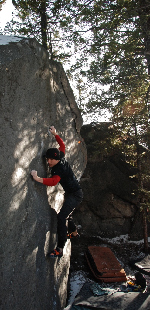David - Willing and Able V8