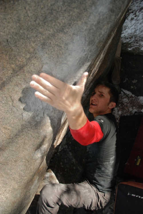 David - the Optimist V9