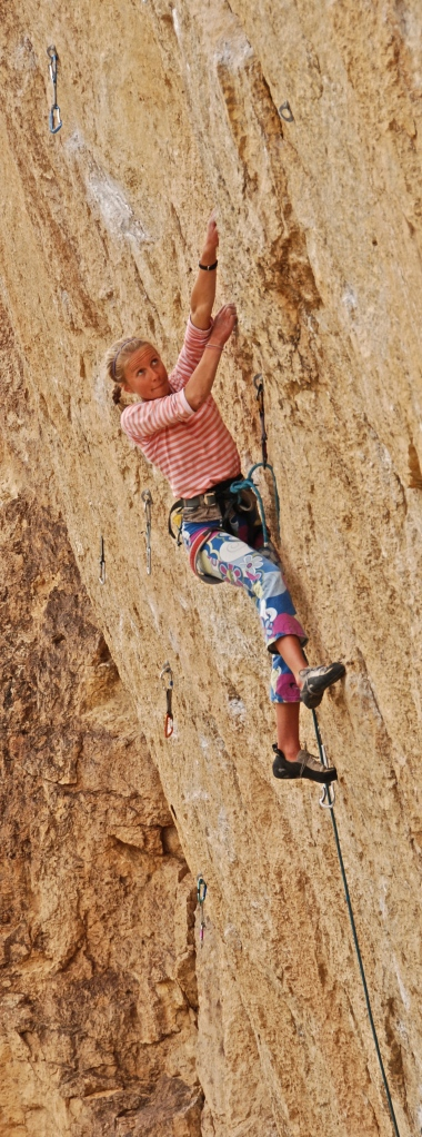 Inge - Dogs of War 5.13b