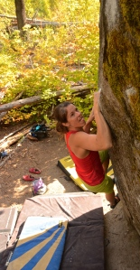Jess - the Terrible V7 - Leavenworth