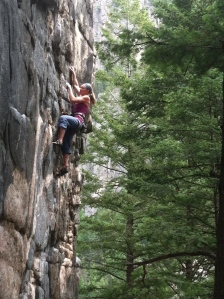 SHo - Soft in the Middle 5.11c - Gallatin Canyon
