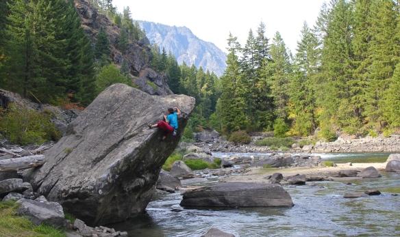 Bouldering Montana | #nbd