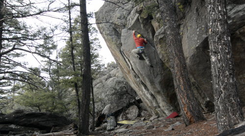 Root Down V1, Problem #7, forgot how scary this one is...